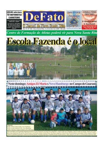 Edição 550 SITE.pmd - Jornal De Fato
