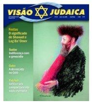 Editorial - Visão Judaica