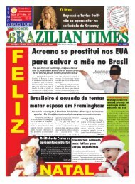 Rei Roberto Carlos se apresenta em Boston - Brazilian Times