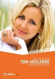 Ton-Heilerde (1,16 MB) - Wissen-gesundheit.de