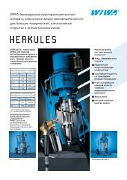 HERKULES - WIWA Wilhelm Wagner GmbH & Co. Kg