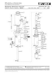 Materialpumpe • Material Pump • Section fluid - WIWA Wilhelm ...