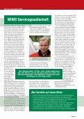 Ausgabe 02 / 2003 - WiWO Wildauer Wohnungsbaugesellschaft - Page 7