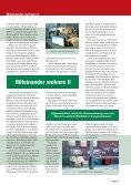 Ausgabe 01 / 2003 - WiWO Wildauer Wohnungsbaugesellschaft - Page 7