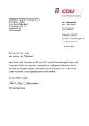 U CDU - WLL