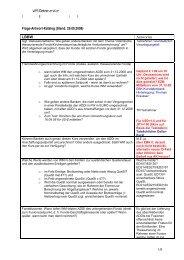 Frage-Antwort-Katalog (Stand: 29.09.2008) LBBW Antworten