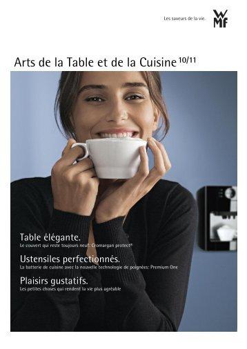 Arts de la Table et de la Cuisine10/11 - Wmf