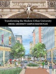 Transforming the Modern Urban University