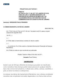 Projeto de Lei nº 987/2011, que altera a Lei nº 5.146 para incluir a