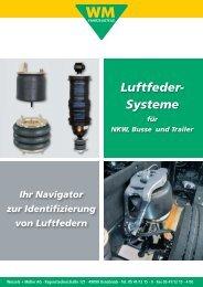 Luftfeder- Systeme für NKW, Busse und Trailer - Wessels + Müller AG