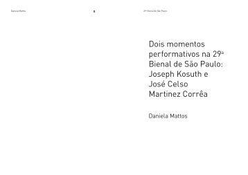 texto Daniela Mattos