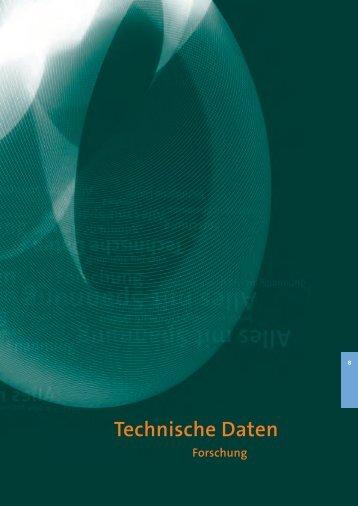 Technische Daten - Wöhner