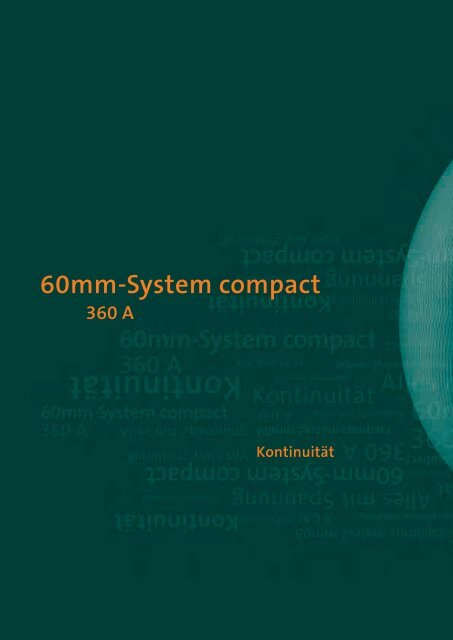 60mm-System compact