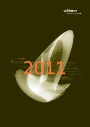 Catalogo 2011Italiano - Wöhner