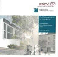 Broschüre Kooperatives Gutachterverfahren - Die WOGEDO