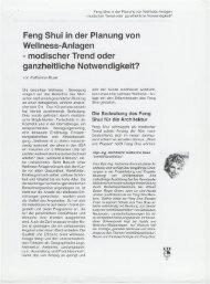 Artikel anzeigen. - Feng Shui Architektur Köln