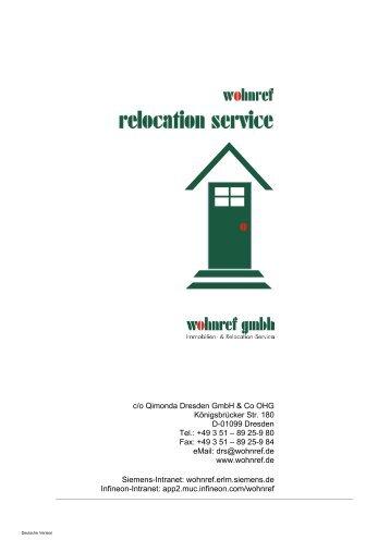 O wohnref relocation service