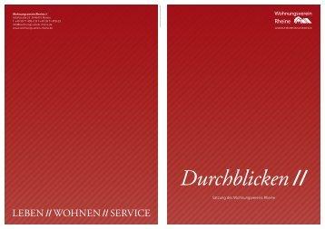 download - Wohnungs-Verein Rheine