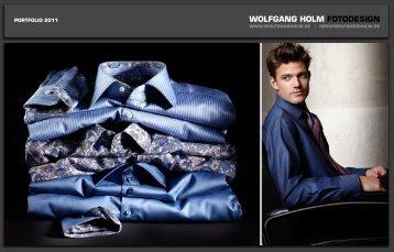 Wolfgang Holm Fotodesign Portfolio 2011
