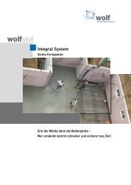 Integral System - Roland Wolf GmbH
