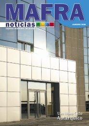notícias - Câmara Municipal de Mafra