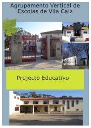 Comissão de elaboração do P - Escola EB23 de Vila Caiz