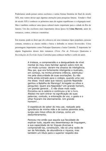 6. Modernismo - Letras Libras - UFSC
