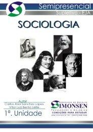Apostila Sociologia - Capítulo 1