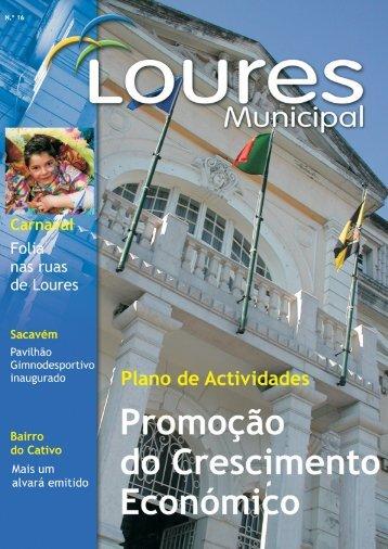 Revista n. 16.pmd - Câmara Municipal de Loures