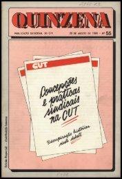 CUT - Centro de Documentação e Pesquisa Vergueiro