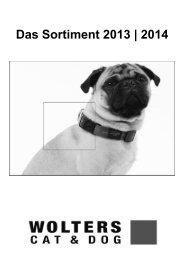 Preisliste Das Sortiment 2013 - 2014 EAN 1 - Wolters Cat & Dog