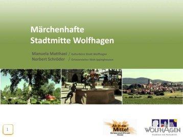 Klimaneutrales Wolfhagen - Stadt Wolfhagen