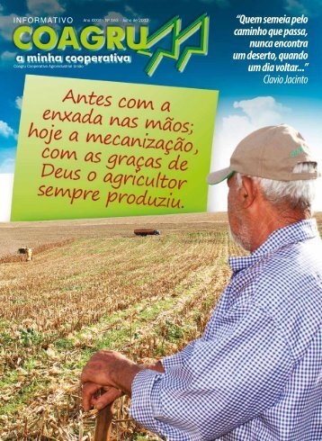 Informativo Coagru 163 - Julho/2012