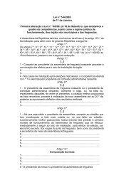 Lei n.º 5-A/2002 - Câmara Municipal de Abrantes