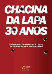 CHACINA DA LAPA - 30 ANOS - Vermelho
