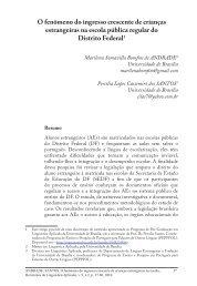 revista horizontes nº 2.indd - Repositório Institucional da UnB