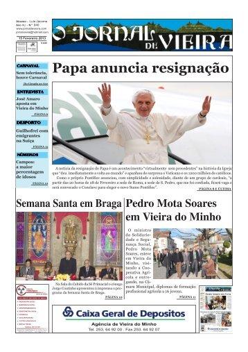 Pag 1 - Jornal de Vieira