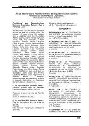 16/03/2004 - Assembleia Legislativa do Estado de Pernambuco