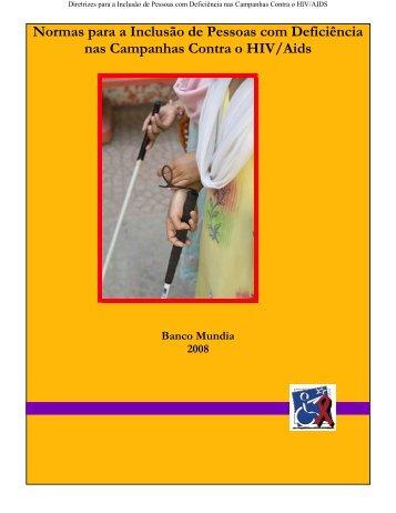 Normas para a Inclusão de Pessoas com Deficiência nas ... - UCL