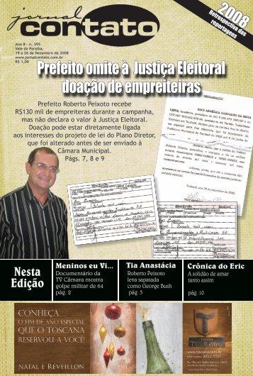 395 - Jornal Contato