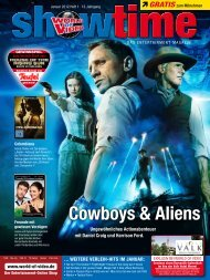 Cowboys & aliens - World of Video