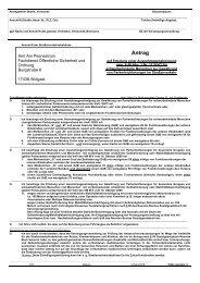 Antrag Ausnahmegenehmigung für schwerbehinderte Menschen ...