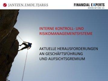 Interne Kontroll - Jantzen Emde Tjarks