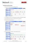 Anleitung Abwesenheitsmeldung und E-Mail ... - Webtech AG - Seite 5