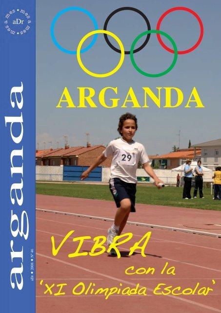 """Revista """"Arganda Mensual (2003-2009) - Archivo de la Ciudad ..."""