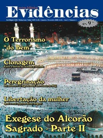 Exegese do Alcorão Sagrado - Parte II - Mesquita do Brás