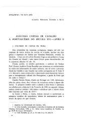 algumas cartas de cataldo a portugueses do século xvi —livro ii
