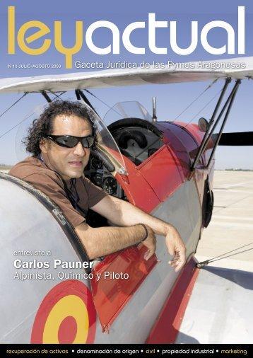 Carlos Pauner - Ley Actual