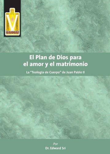 El Plan de Dios para el amor y el matrimonio La - Knights of ...