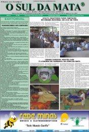 569 - Jornal O SUL DA MATA